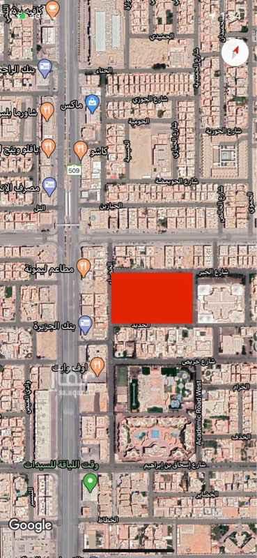 أرض للبيع في شارع الخبر ، حي النفل ، الرياض ، الرياض