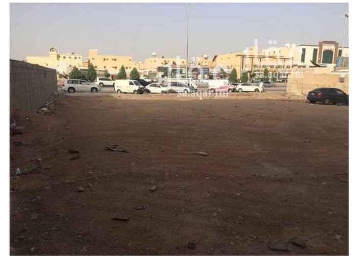 أرض للإيجار في شارع الصحابة ، حي اشبيلية ، الرياض