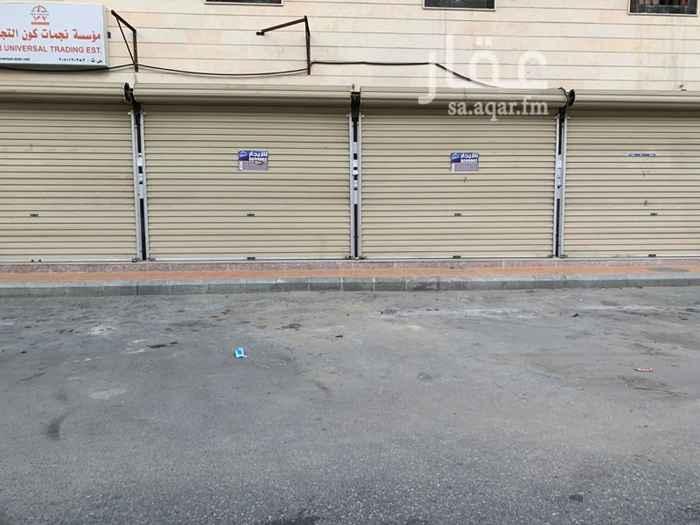محل للإيجار في شارع اوس بن حارثه ، حي البادية ، الدمام ، الدمام