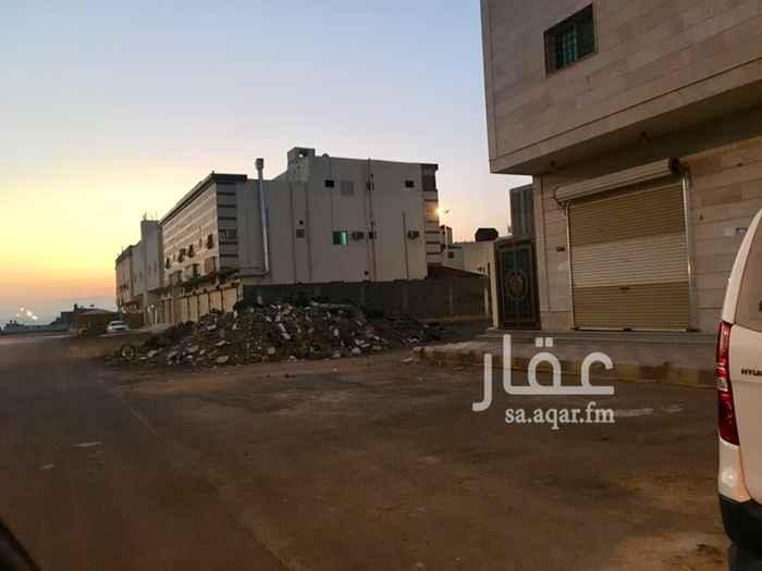 أرض للإيجار في شارع عبدالله بن أبي يحى, المدينة المنورة