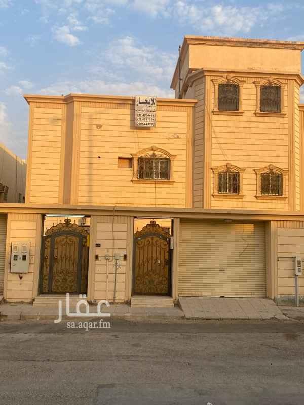 دور للإيجار في شارع البيئه ، حي بدر ، الرياض ، الرياض