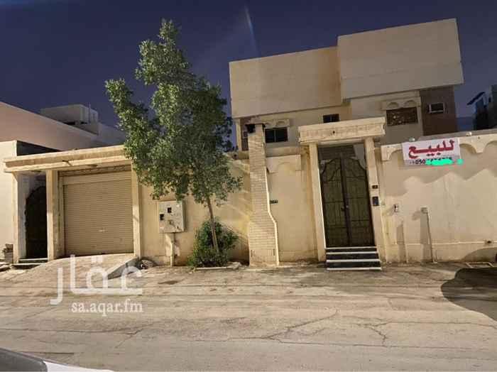 فيلا للبيع في شارع علي بن احمد الظفيري ، حي الشفا ، الرياض ، الرياض