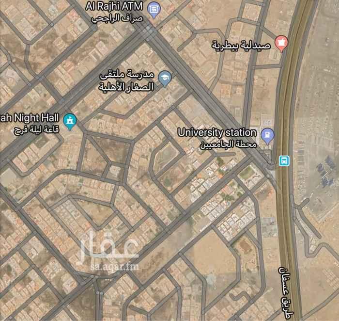أرض للإيجار في حي طيبة ، جدة ، جدة
