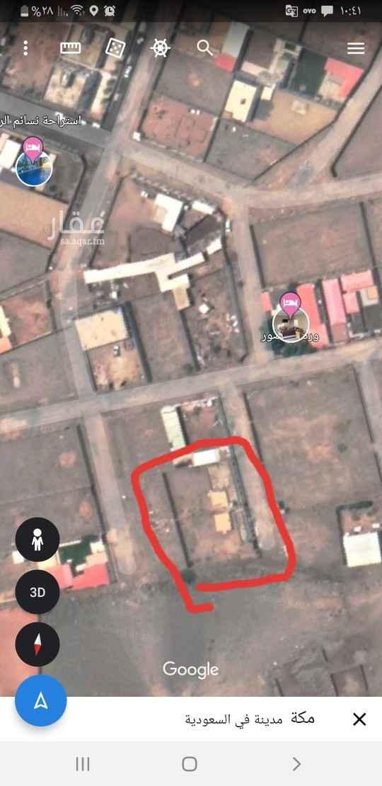استراحة للبيع في حي الراشدية ، مكة ، مكة المكرمة