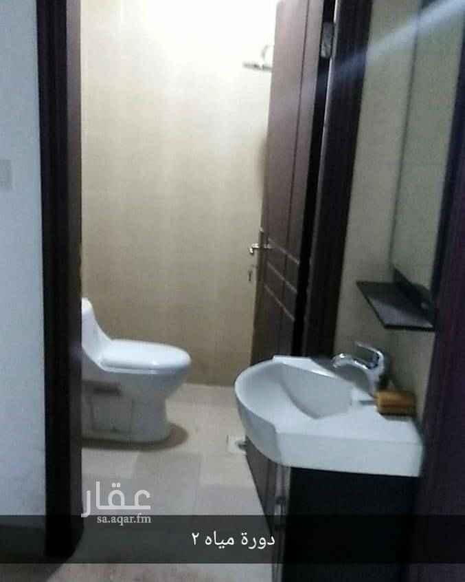 شقة للإيجار في شارع المعاليم ، حي الحزم ، الرياض