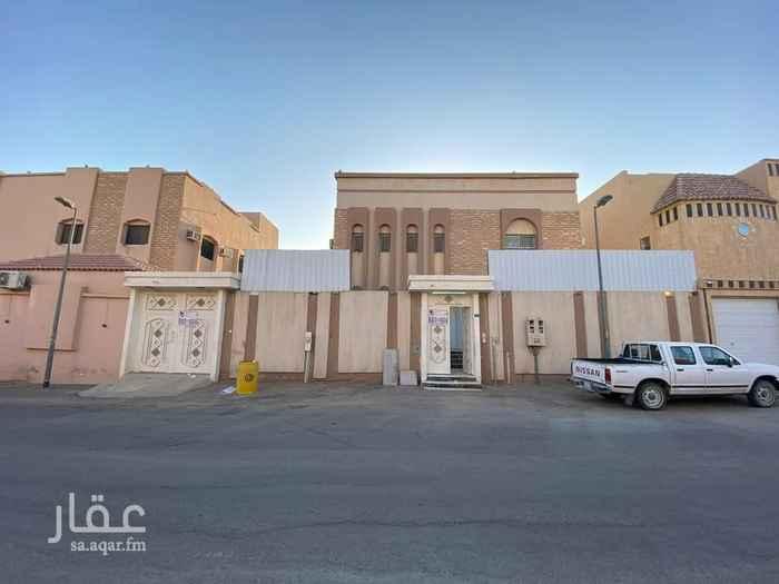 فيلا للبيع في شارع عائشة بنت أبي بكر ، حي ظهرة البديعة ، الرياض ، الرياض