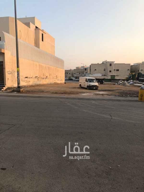 أرض للبيع في شارع احمد بن عبدالمؤمن القيسي ، حي الخالدية ، الرياض ، الرياض