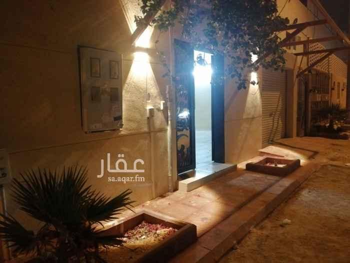 دور للإيجار في شارع السماحه ، حي قرطبة ، الرياض
