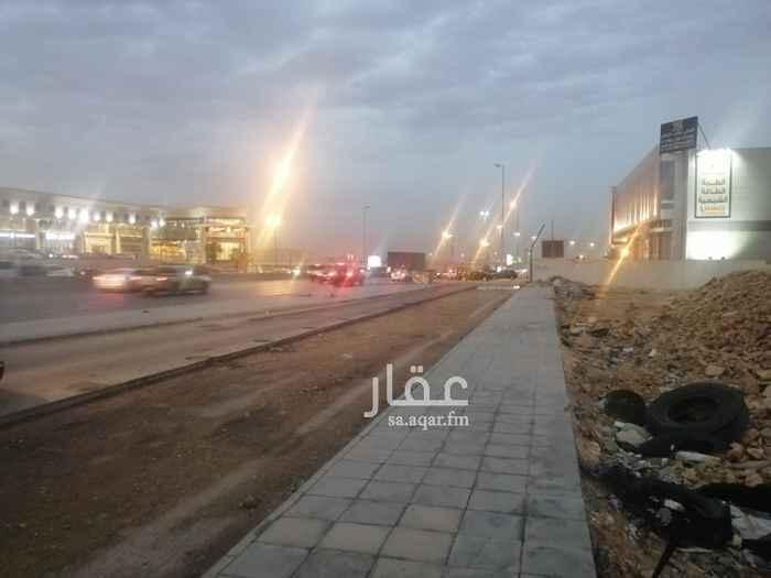 أرض للبيع في طريق الثمامة الفرعي ، حي الندى ، الرياض