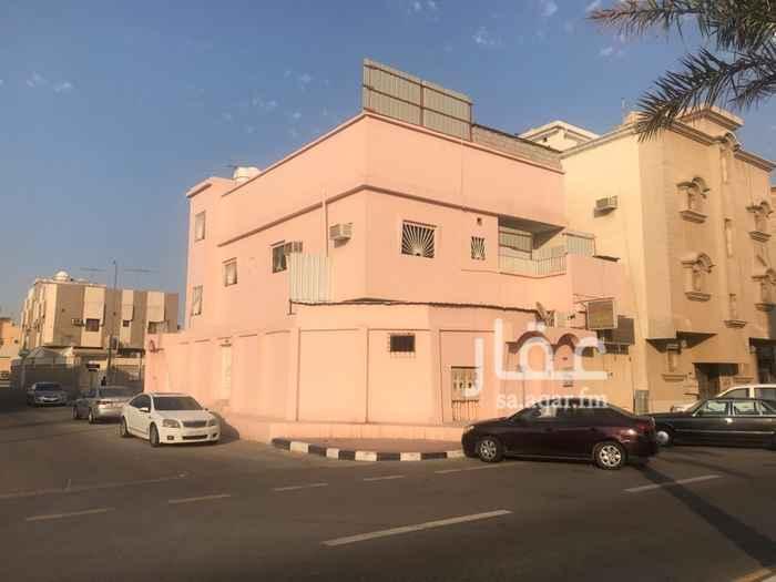 دور للإيجار في شارع عمر بن سعيد الاموي ، حي القادسية ، الدمام
