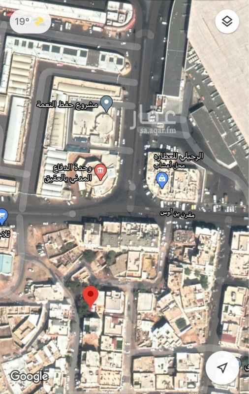 بيت للبيع في شارع عبدالرحمن بن الاشعث ، حي الوبرة ، المدينة المنورة ، المدينة المنورة