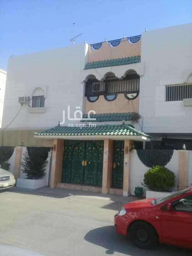 فيلا للبيع في شارع ابن الرقيق القيرواني ، حي الصفا ، جدة ، جدة