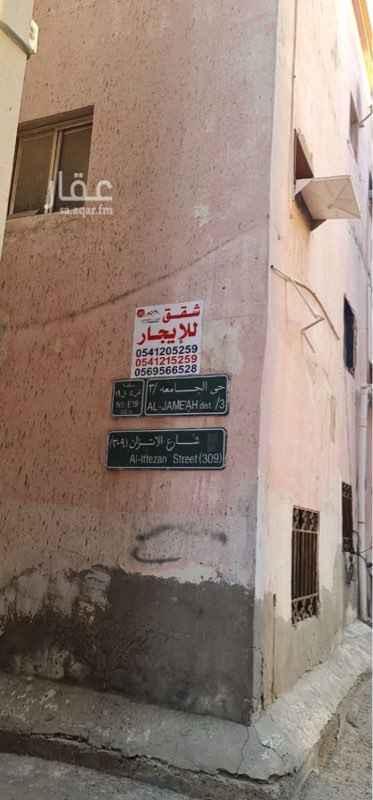 عمارة للبيع في شارع زيد بن الازور ، حي الجامعة ، جدة ، جدة