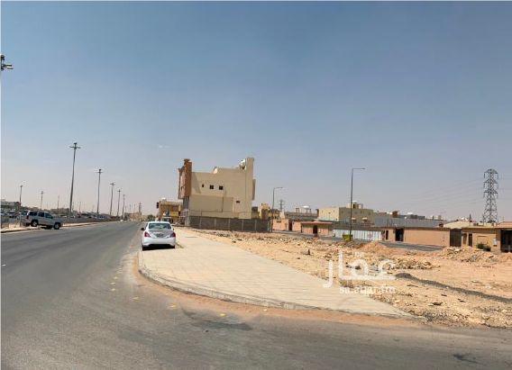 أرض للبيع في شارع الشيخ جابر الاحمد الصباح ، حي المعيزيلة ، الرياض ، الرياض