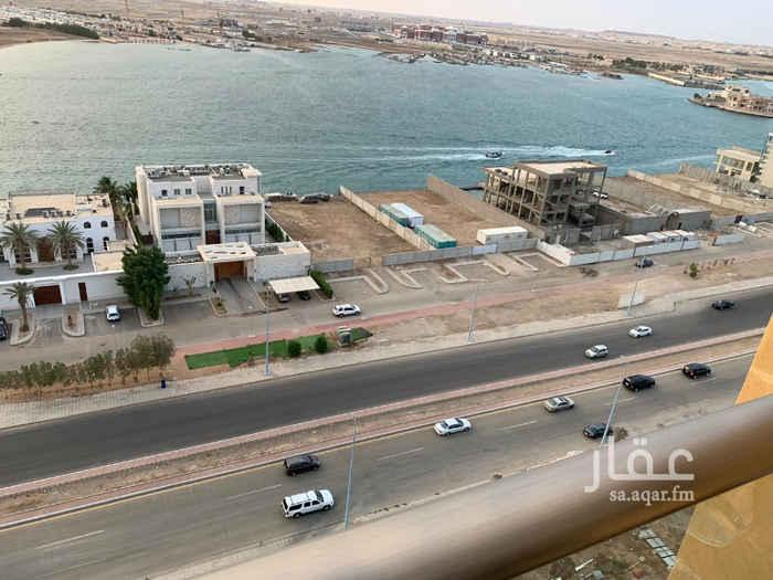 شقة للبيع في طريق الكورنيش ، حي ابحر الجنوبية ، جدة ، جدة