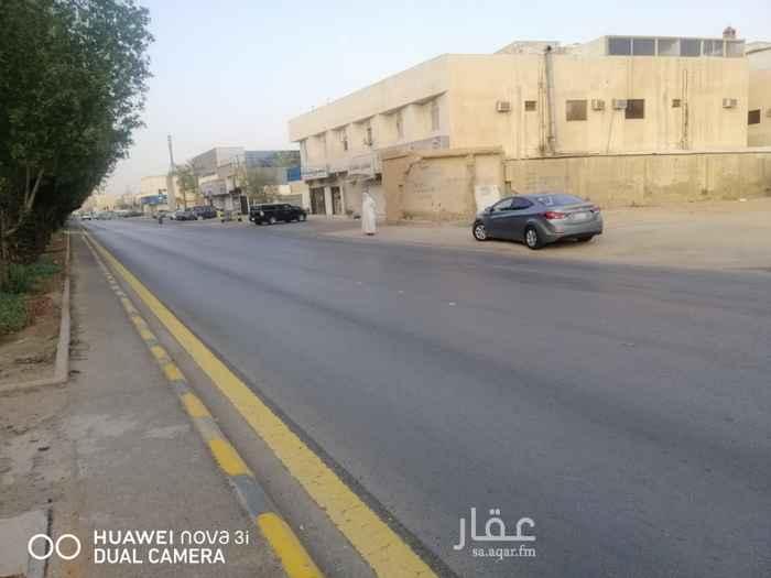 أرض للإيجار في شارع سماحة الشيخ عبدالعزيز بن باز ، حي البديعة ، الرياض ، الرياض
