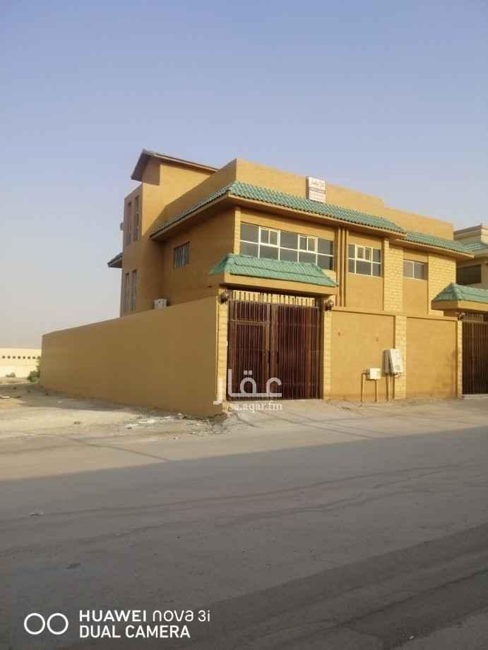فيلا للإيجار في شارع ابن قندس ، حي البديعة ، الرياض ، الرياض