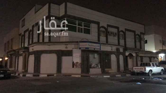 عمارة للبيع في شارع بن البصري ، حي بدر ، الدمام