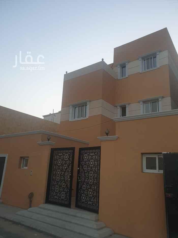 دور للإيجار في شارع اسامه الجنفي ، حي الزهراء ، جدة ، جدة
