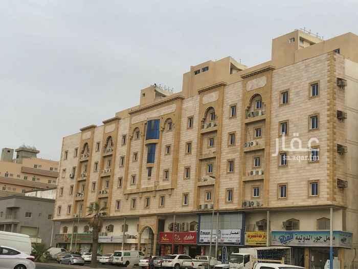 شقة للإيجار في شارع حسنين طاهر ، حي المروة ، جدة ، جدة