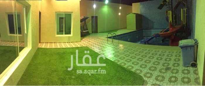 استراحة للإيجار في طريق جبل أجياد ، ضاحية نمار ، الرياض