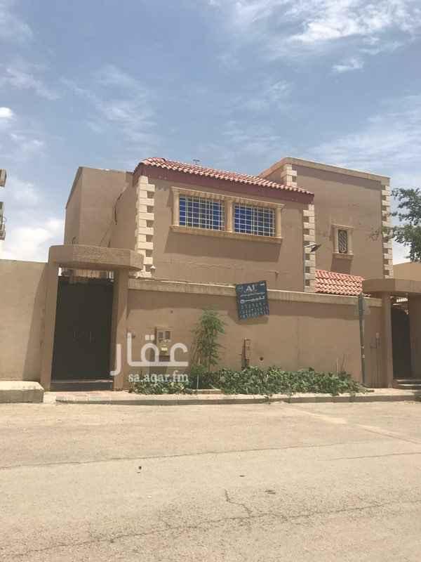 فيلا للبيع في شارع يحيى بن زيادة ، حي النزهة ، الرياض