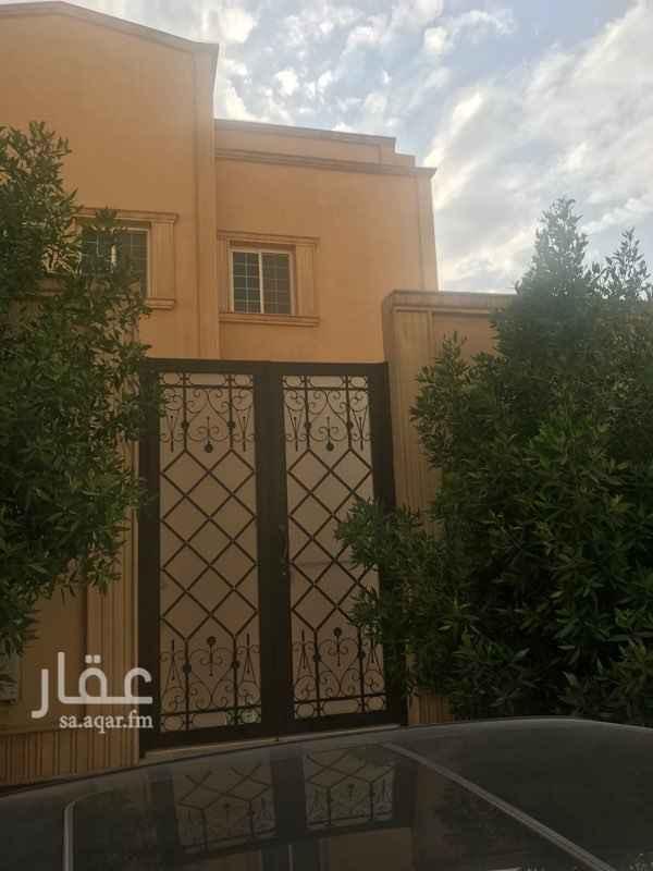 فيلا للإيجار في شارع محمد حامد الفقي ، حي الملك فهد ، الرياض