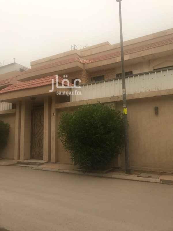 فيلا للبيع في شارع عبدالرحمن بن حسن ال عمران ، حي الورود ، الرياض ، الرياض