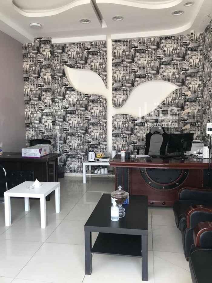 مكتب تجاري للإيجار في حي العريض ، المدينة المنورة ، المدينة المنورة