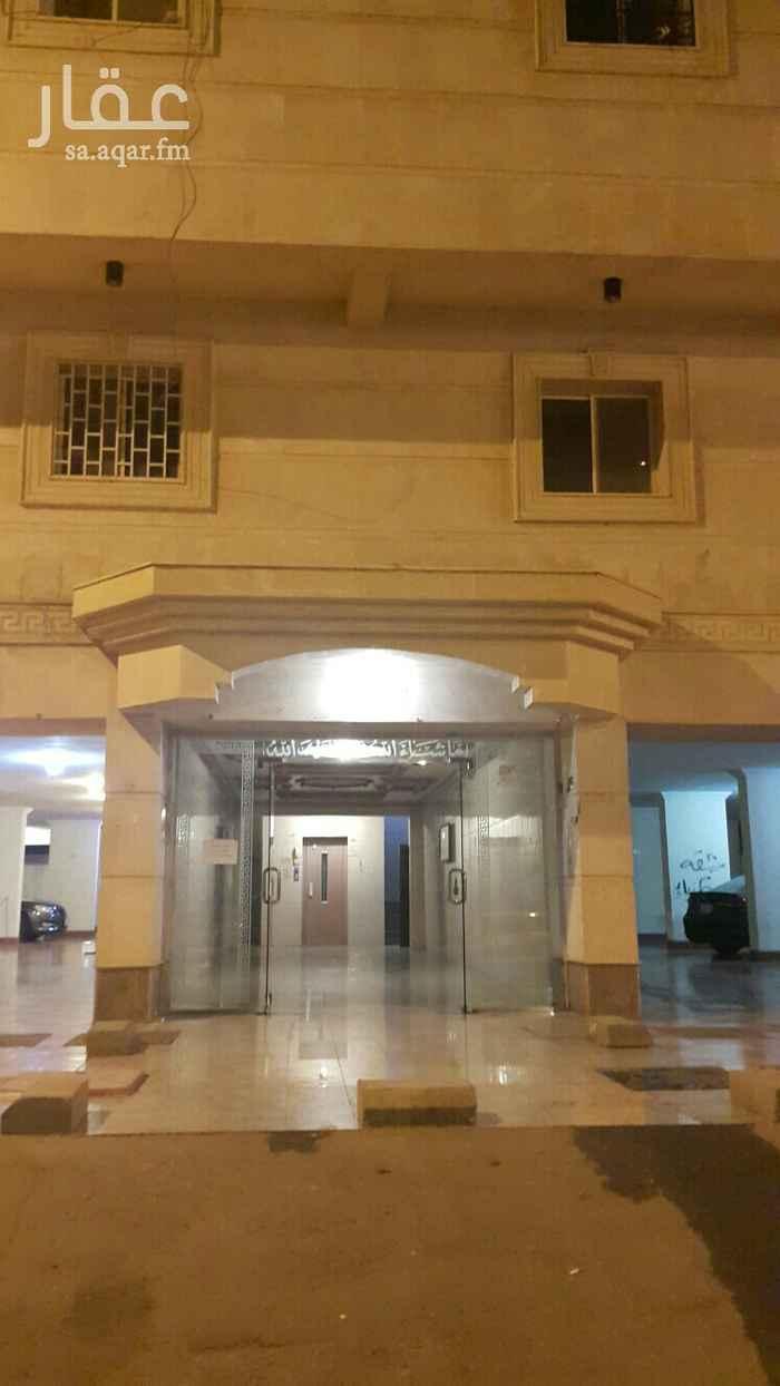 شقة للإيجار في شارع محمد بن احمد الحجازي ، حي المروة ، جدة ، جدة