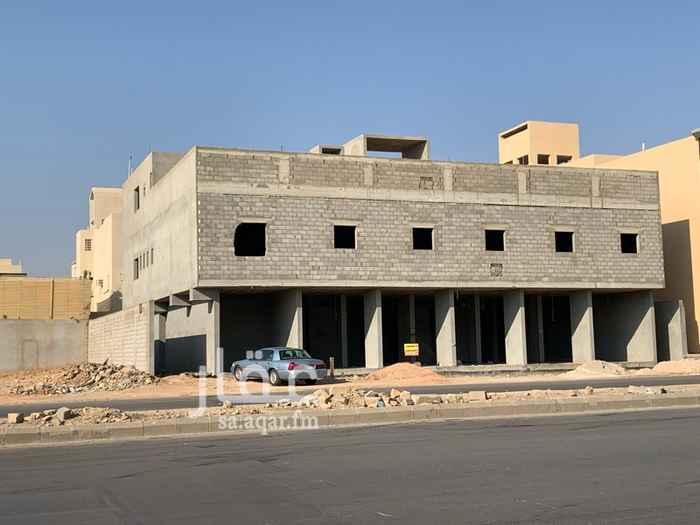 مكتب تجاري للإيجار في شارع نجران ، حي ظهرة لبن ، الرياض