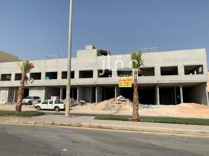 محل للإيجار في شارع الملعب ، حي ظهرة لبن ، الرياض