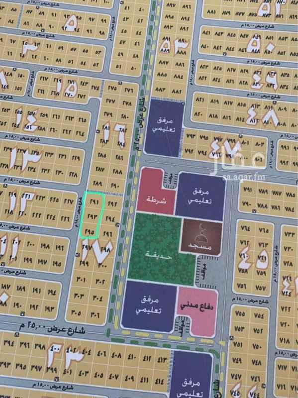 أرض للبيع في حي مريخ ، جدة ، جدة