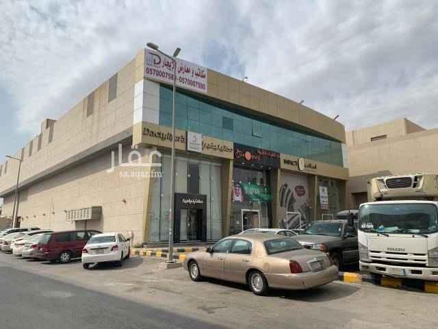 محل للإيجار في شارع التخصصي ، حي الرحمانية ، الرياض