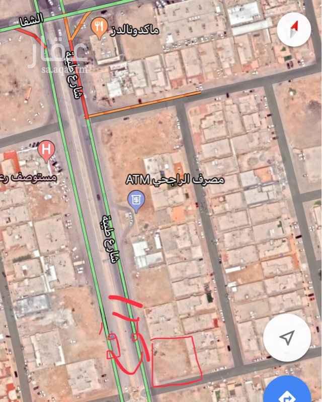 أرض للبيع في شارع عنيزة ، حي ظهرة لبن ، الرياض