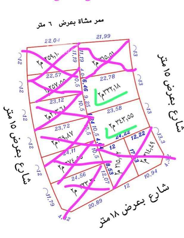 أرض للبيع في شارع شهاب بن ابي بكر ، حي طيبة ، الرياض ، الرياض