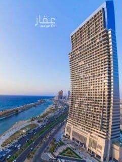 شقة للبيع في برج الجوهرة ، شارع سعيد بن عامر ، حي الشاطئ ...