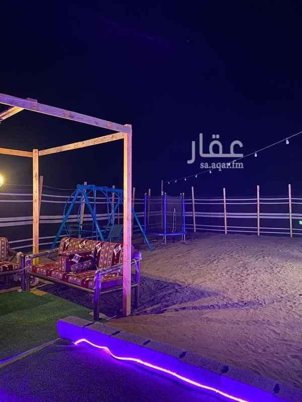 مخيم للإيجار في طريق هدى الشام ، الجموم