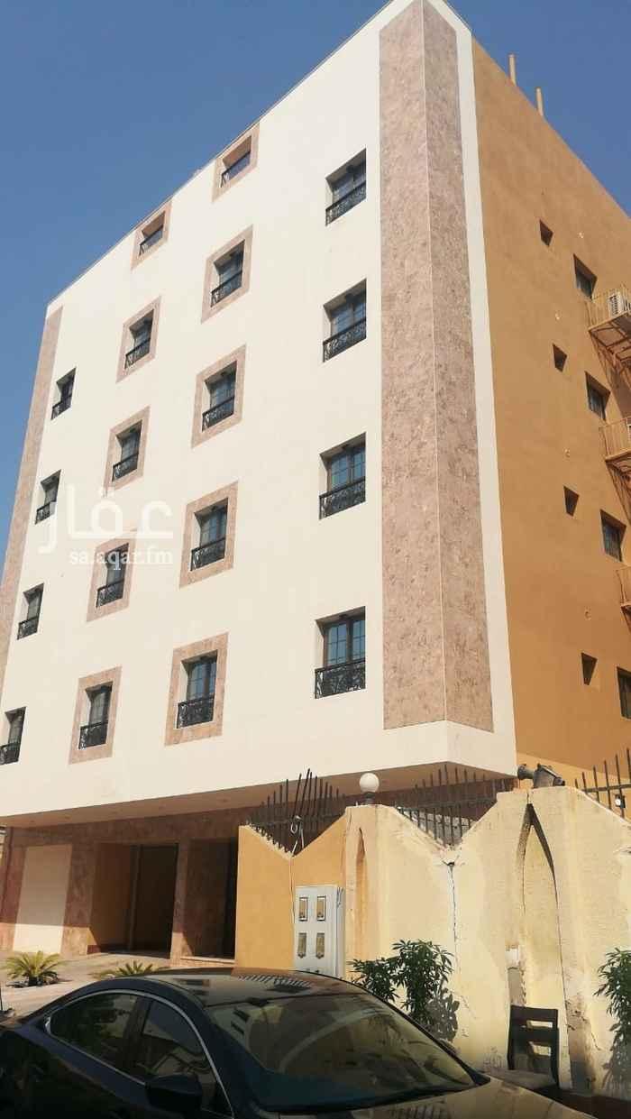 شقة للإيجار في شارع عرفطه بن الحباب ، حي الزهراء ، جدة ، جدة