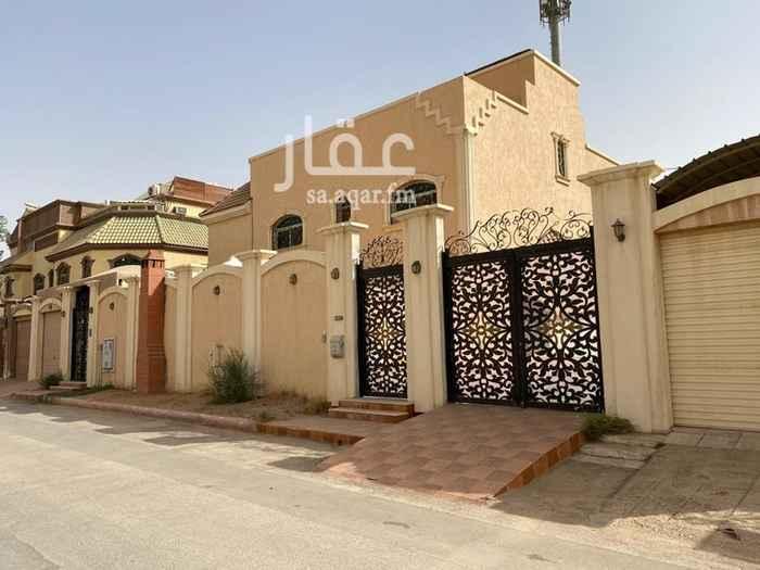 فيلا للبيع في شارع الغوازي ، حي الروابي ، الرياض ، الرياض
