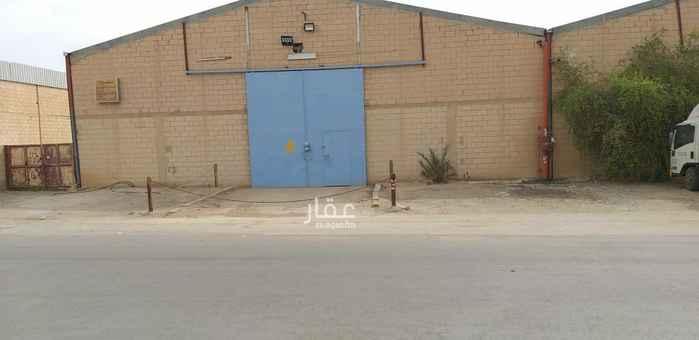مستودع للإيجار في شارع احمد بن صدفة السلمي ، حي السلي ، الرياض