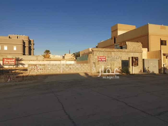 أرض للبيع في شارع ابن بطوطة ، حي الربوة ، الرياض ، الرياض