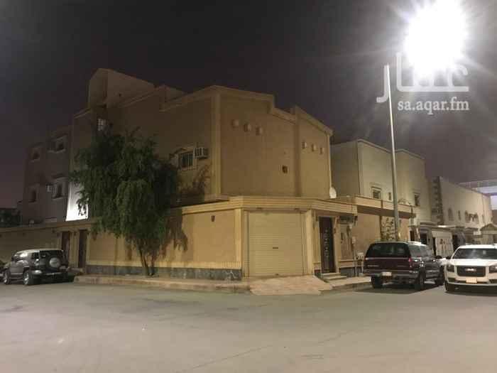 فيلا للبيع في شارع أبي جعفر المنصور ، حي غرناطة ، الرياض ، الرياض