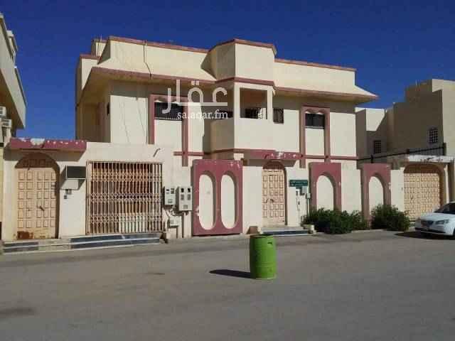 دور للإيجار في شارع هارون الرشيد ، حي الريان ، الخرج