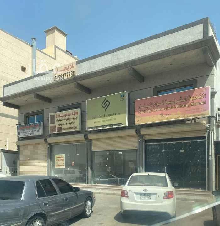 محل للإيجار في شارع 41د ، حي طيبة ، الدمام ، الدمام