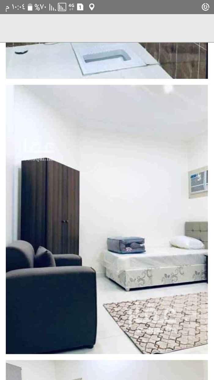 غرفة للإيجار في شارع خالد بن عقبة القرشي ، حي الملك فهد ، المدينة المنورة ، المدينة المنورة