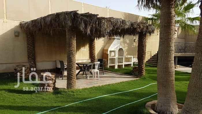 استراحة للبيع في حي القادسية ، الرياض
