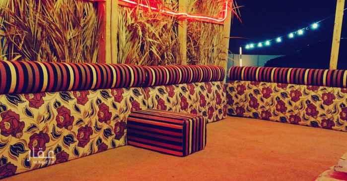 مخيم للإيجار في شارع النجاح ، حي الرمال ، الرياض