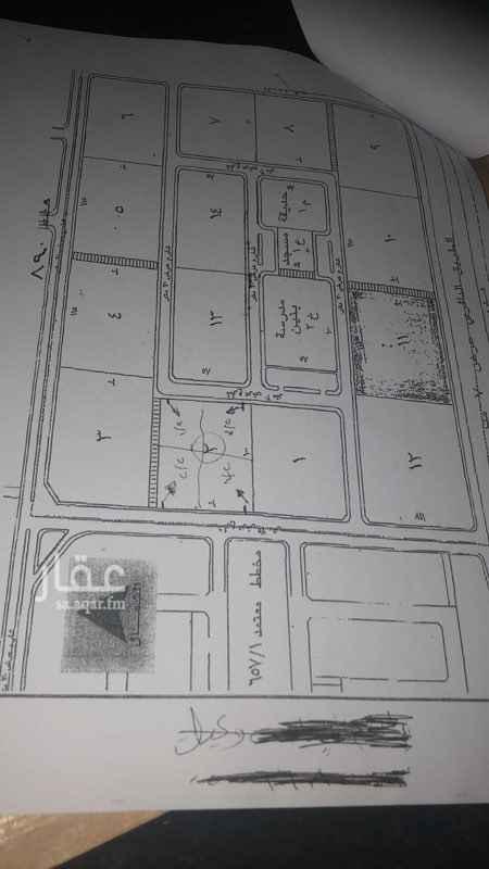 أرض للبيع في شارع مصعب الزبيدي ، حي المنار ، الدمام