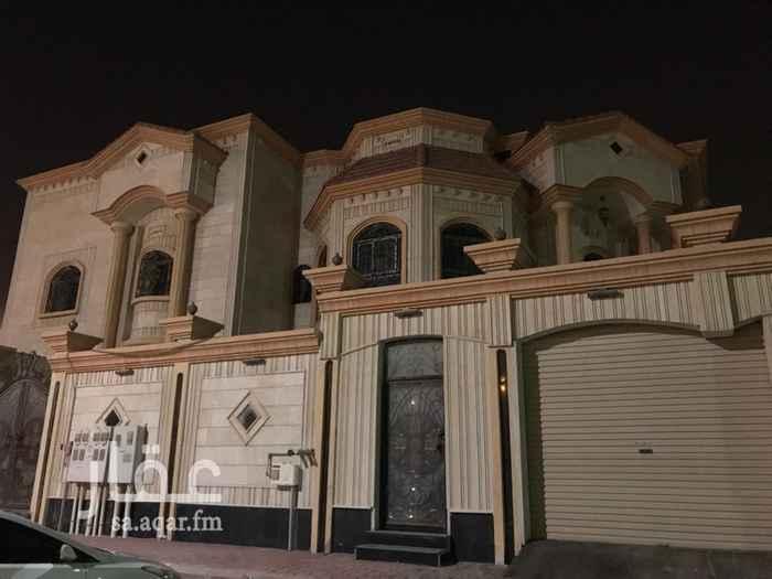 فيلا للبيع في شارع النعمان بن عمرو بن رفاعة ، حي طيبة ، الدمام